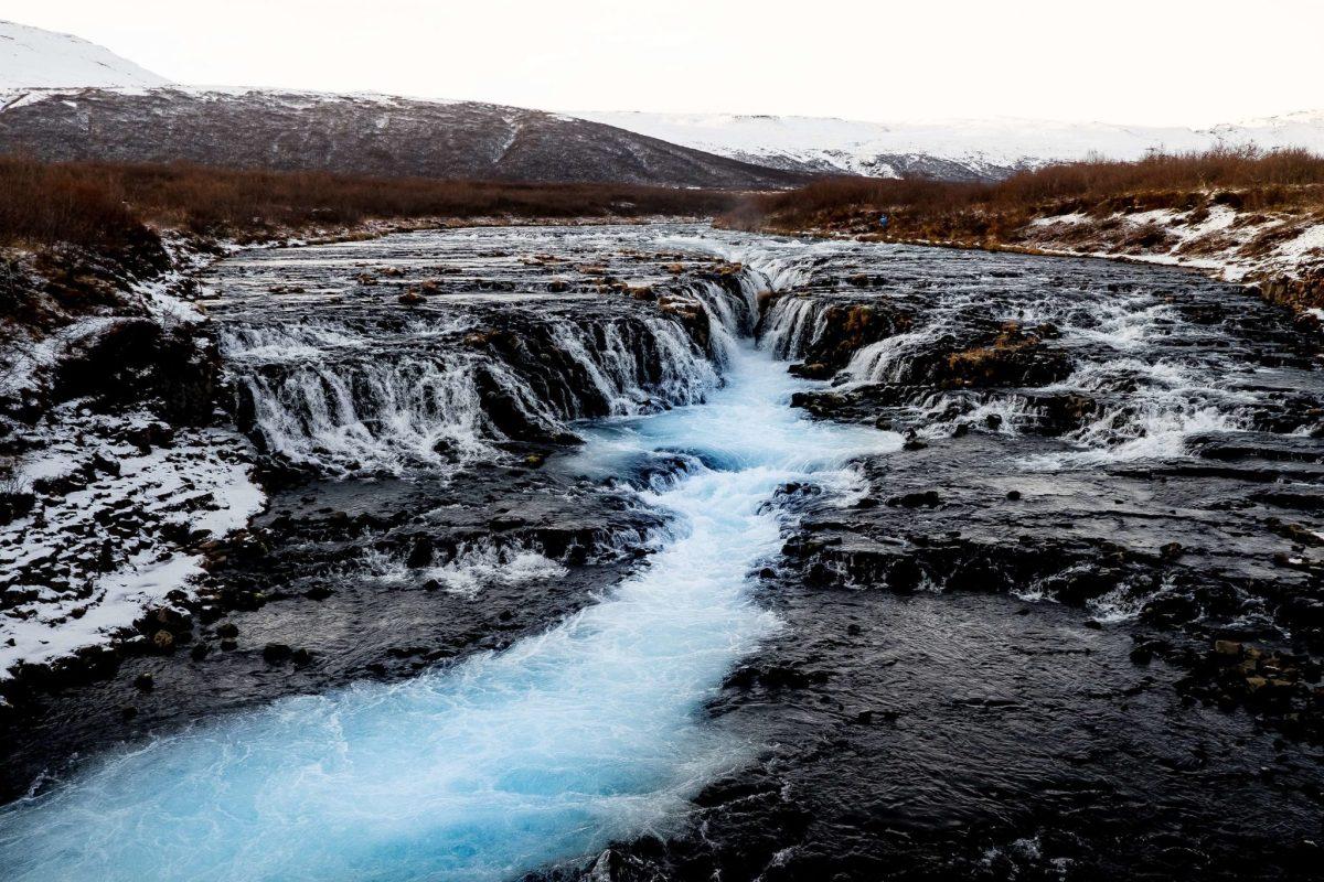 Bruarfoss Waterfalls Travel Expert Wiki