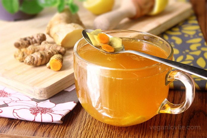 The Top 10 Health Benefits of Ginger Turmeric Tea (#8 Is theMost ...