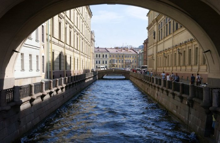 St. Petersburg Canals