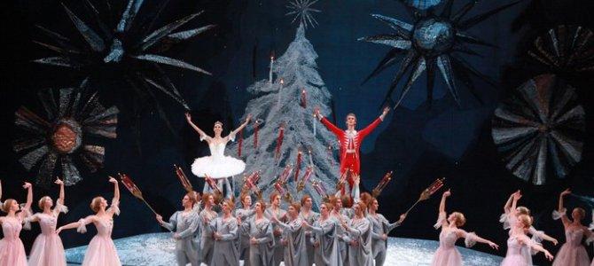 It's theatre season in Russia