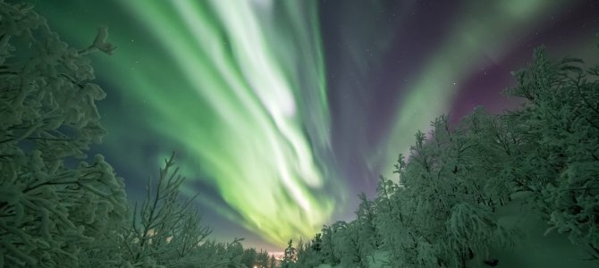 See the Northern Lights in Russia this year
