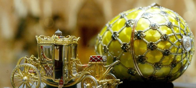How much do you know about Fabergé's exquisite eggs?