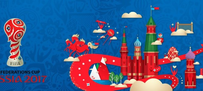 Visit Russia for the 2017 FIFA Confederations Cup