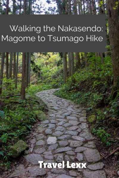 Walking along the ancient Nakasendo Way was one of the must-dos on my trip to Japan. The hike between Magome and Tsumago is a window into Japan's rich past.
