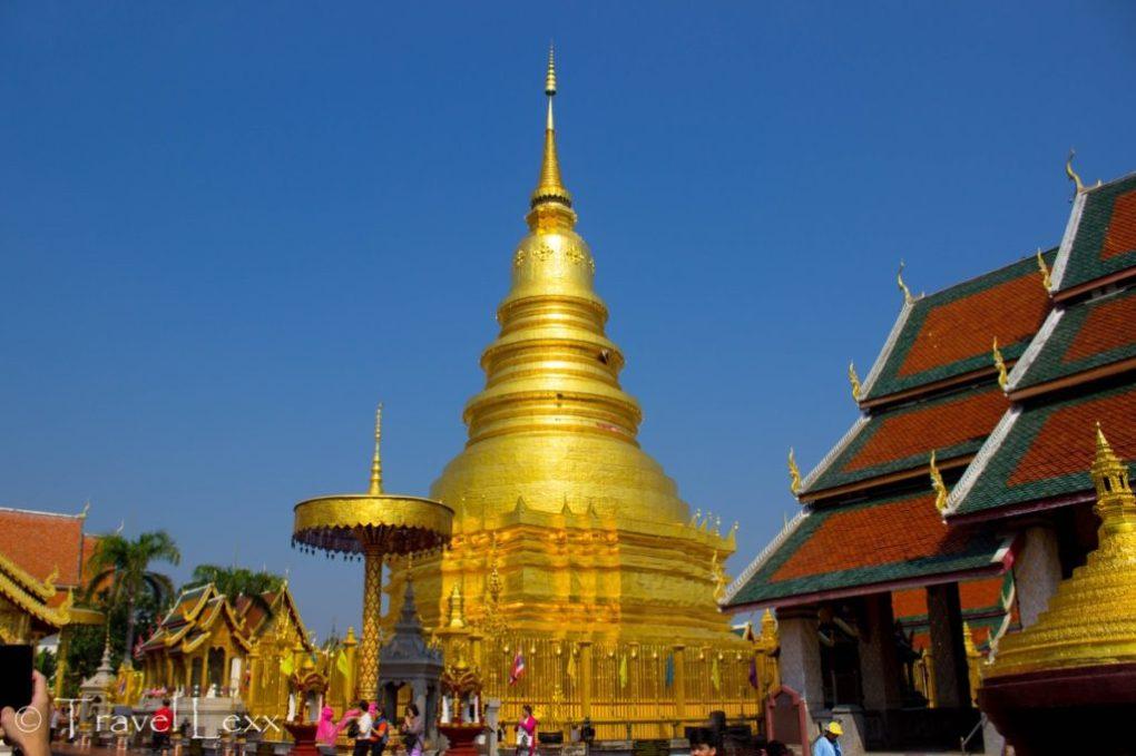 Wat Phra Tat Hariphunchai