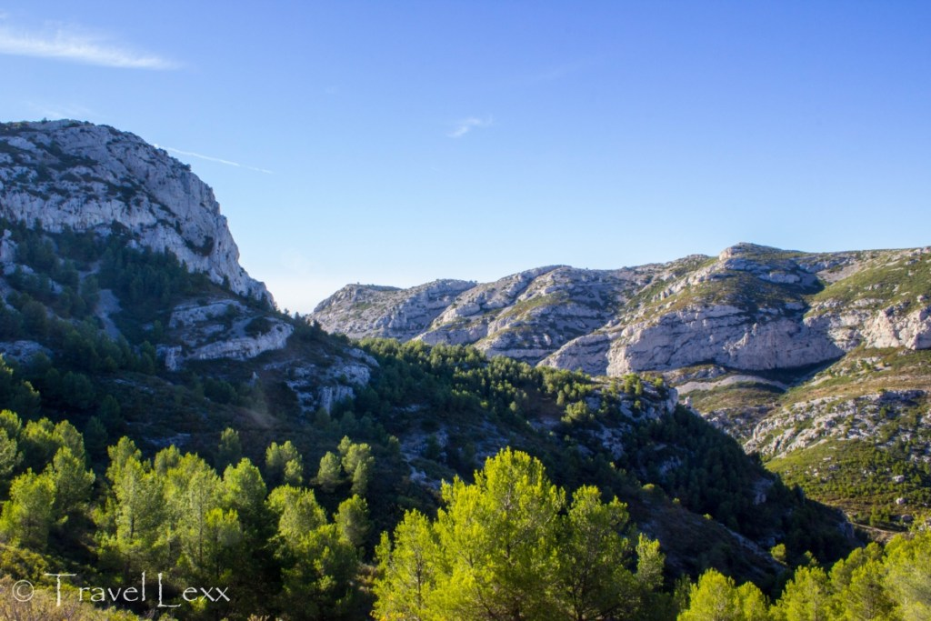 Valley, Calanques National Park
