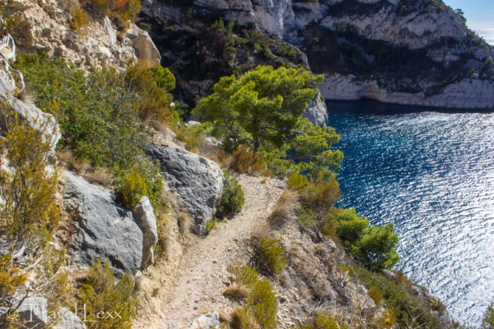 Trail, Calanques National Park