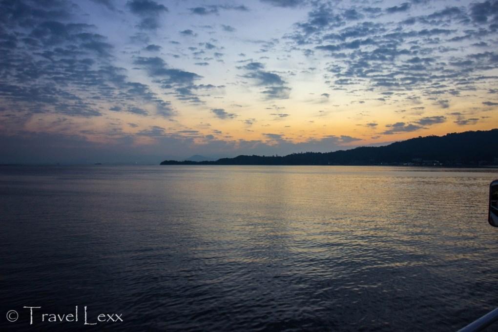 Sunrise, Miyajima
