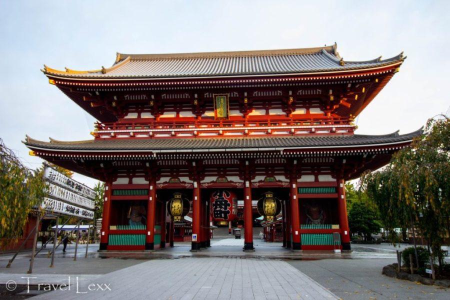 Senso-ji, Tokyo - 20 Reasons Why You Shouldn't Travel To Japan