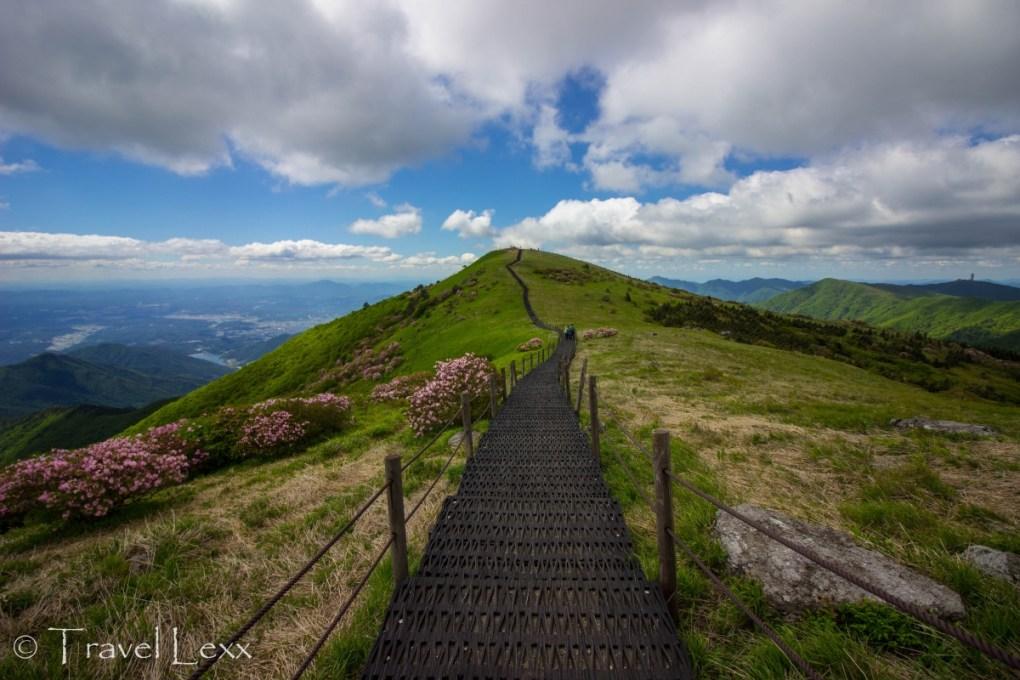 Sobaeksan National Park - Korea hiking trails