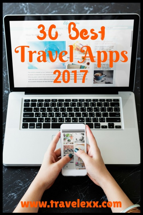 These leading travel apps will help you find great deals, discover cool things to do in your destination and maybe even find love on the road in 2017