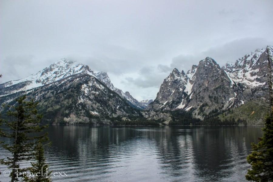 Jenny Lake - Beautiful Lakes in the USA