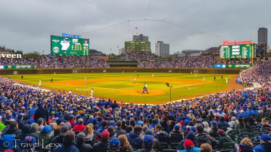 Wrigley Field - Top Things To Do In Chicago