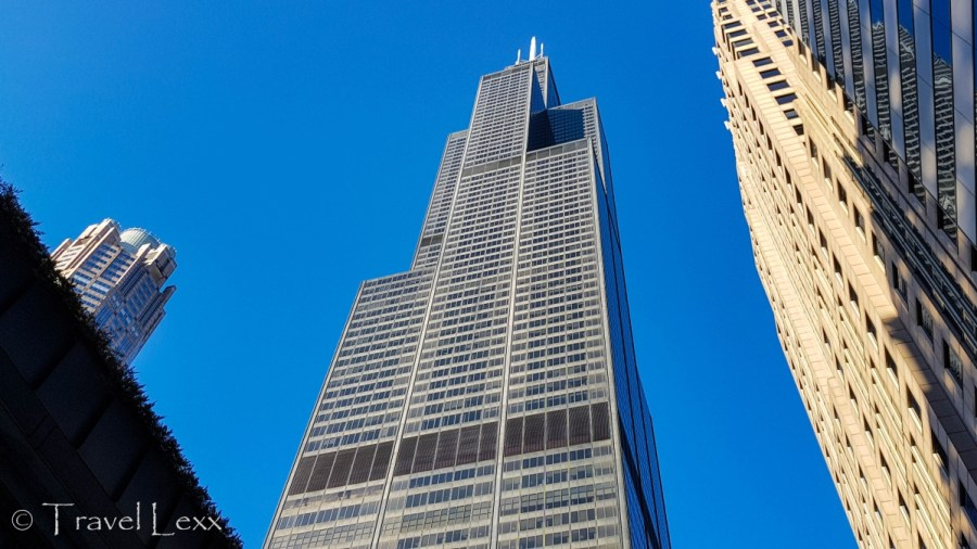 Willis Tower - Top Things To Do In Chicago