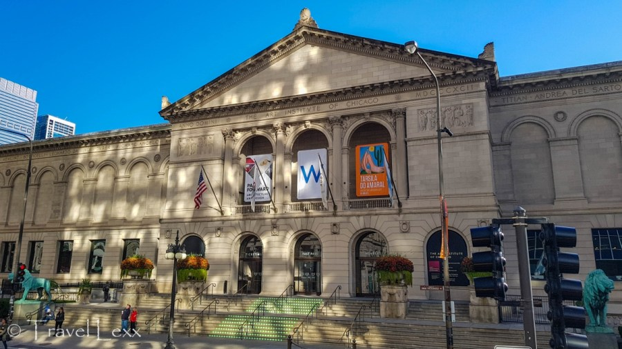 Art Institute of Chicago - Top Things To Do In Chicago