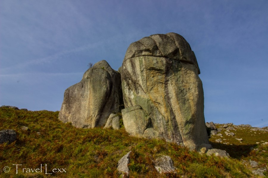 Rock formations - Hiking in Peneda-Gerês National Park
