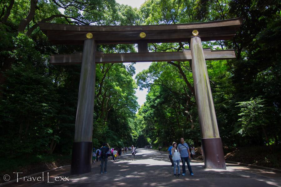 Meiji Shrine - Things To Do in Tokyo