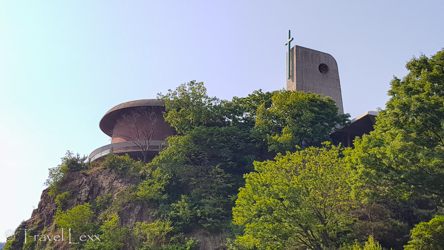 Jeoldusan Martyrs Shrine - Cycling in Seoul