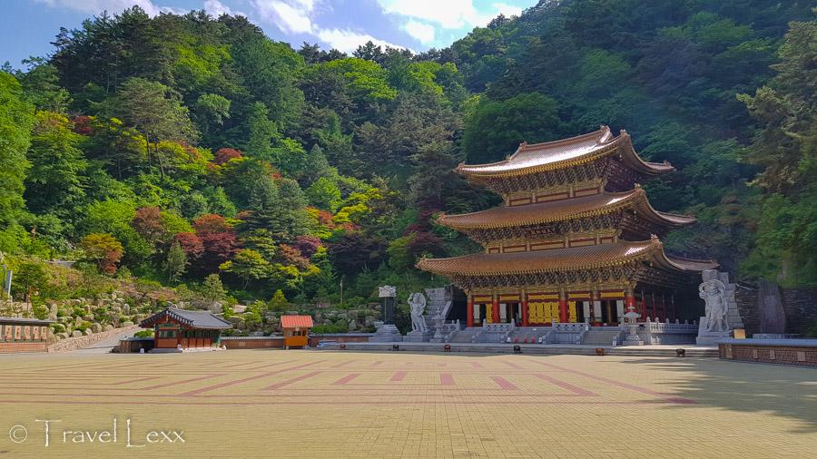 Daejosa-jeon (Founders Hall) - Guinsa