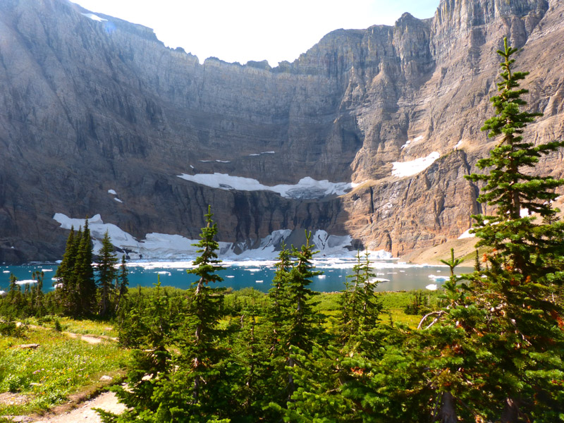 Best hikes in the world - Iceberg Lake