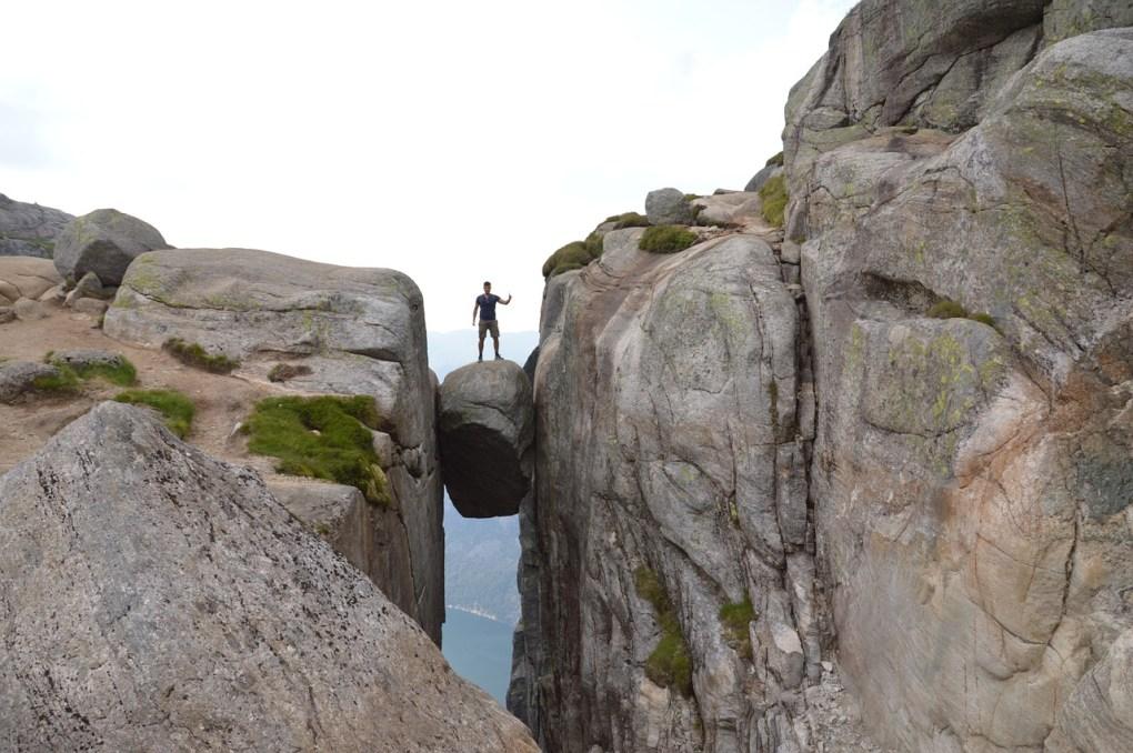 Kjeragbolten - Best hikes in the world