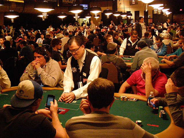how to get into the wsop