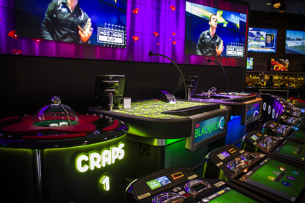 Photo courtesy of Synergy Table Games