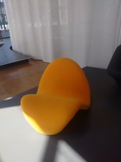 The Tongue chair.