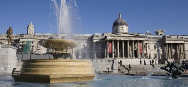 Trafalgar Square Tourist Attraction In London Travel Featured