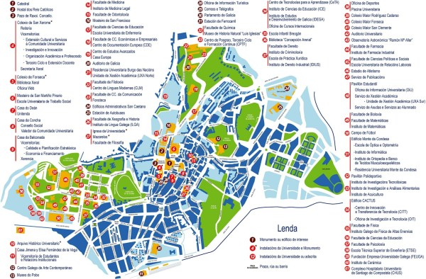 Santiago de Compostela Spain Travel Guide Travel Featured