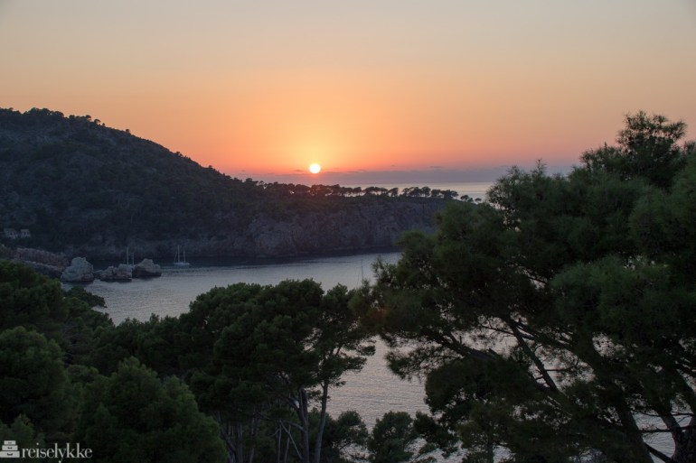 Sunset in Mallorca