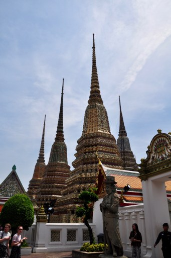 Grounds of Wat Pho