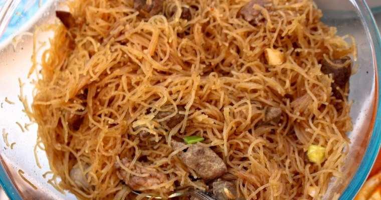 Samoan Sapasui (Chop Suey) Recipe