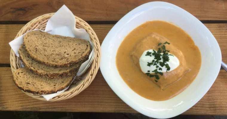 Hungarian Hortobagy-style Pancake recipe