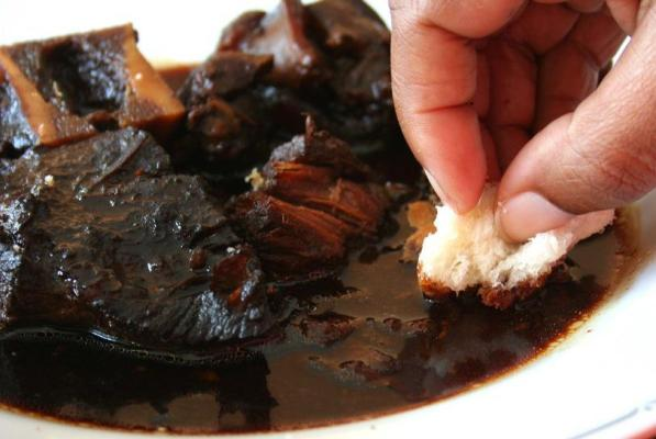 Guyanese Pepperpot recipe