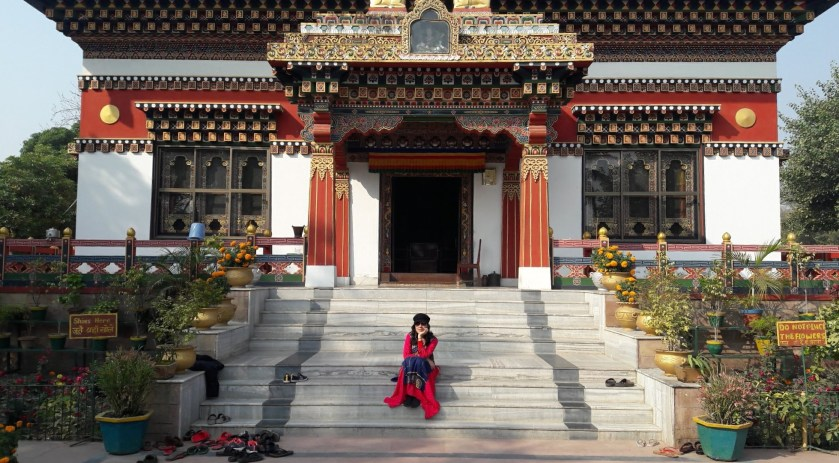 Royal Bhutan Monastery 1