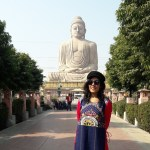 The Great Buddha Statue at Bodh Gaya