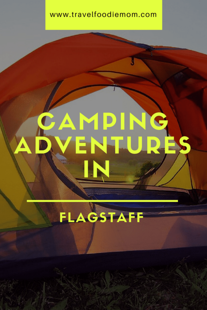 Camping Adventures in Flagstaff