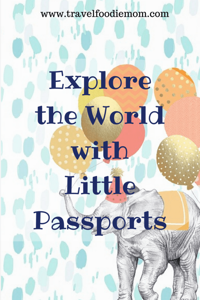 Explore the World with Little Passports
