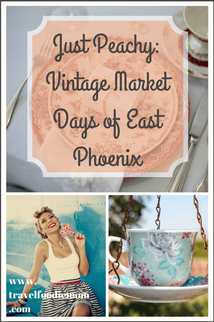 Just Peachy: Vintage Market Days of East Phoenix