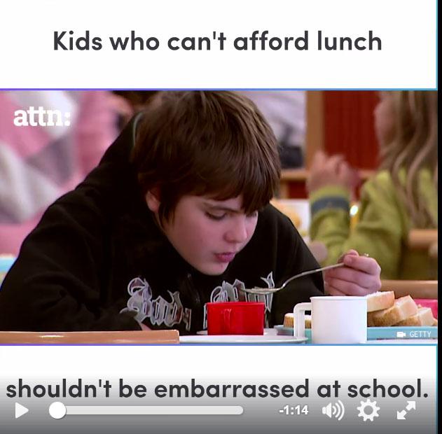 lunch shaming