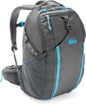 REI Tarn Backpack - Travel Foodie Mom