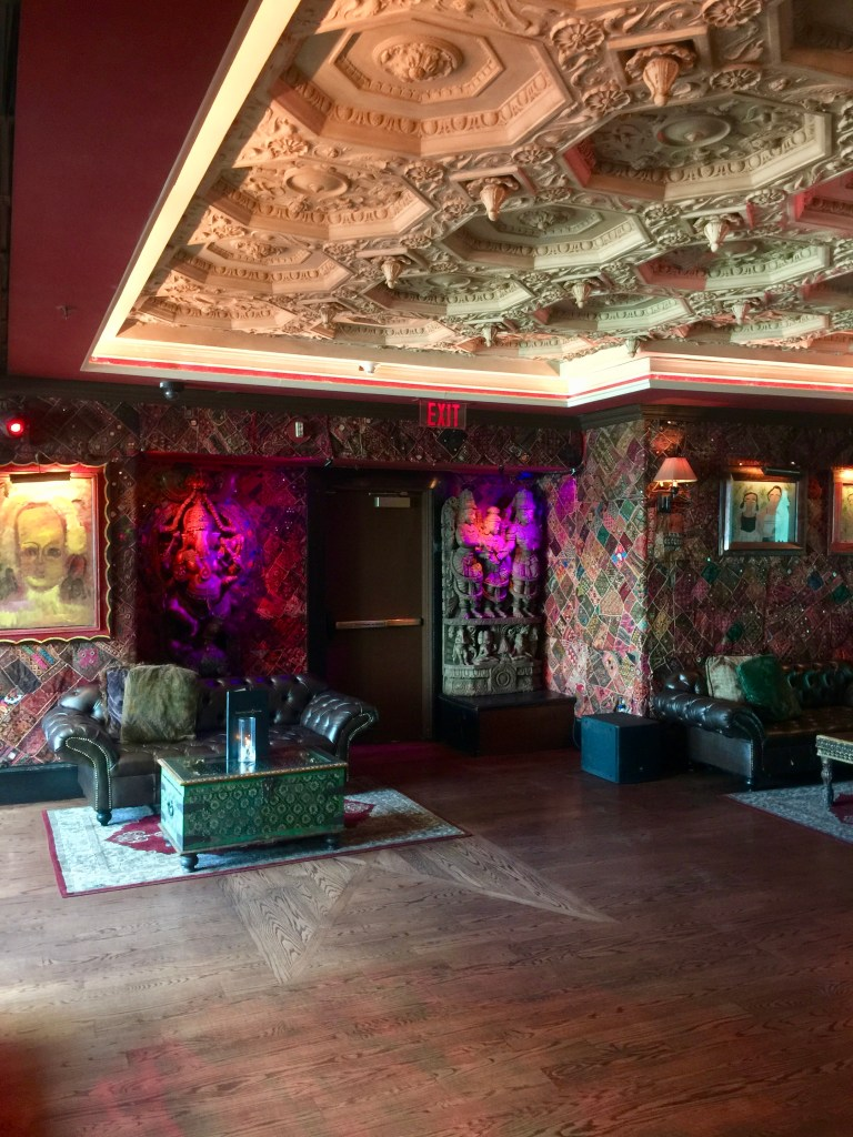 Foundation Room - Mandalay Bay