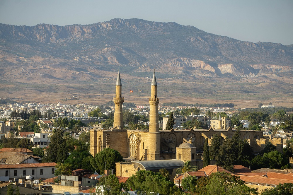 Nicosia is one of the best places to visit in Cyprus.