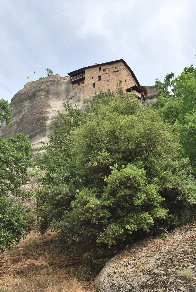 St. Nikolas Monastery in Meteora