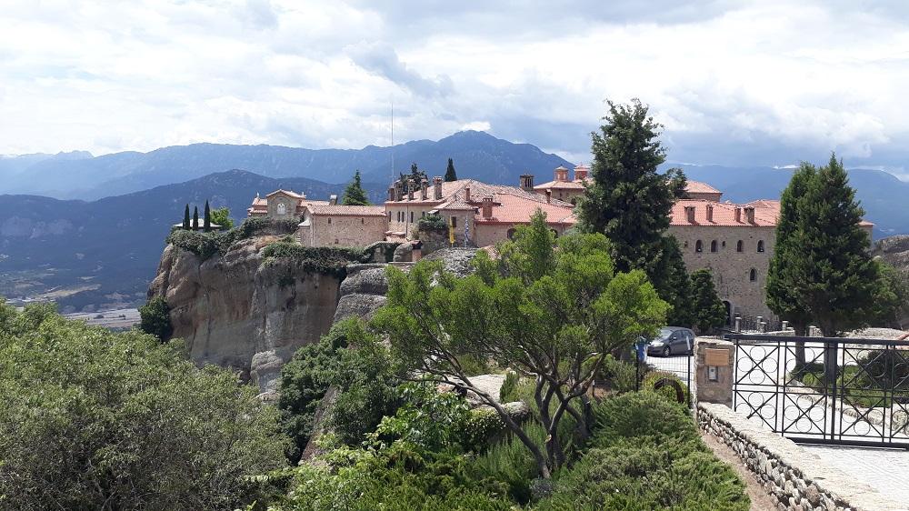 St. Stephen's Monastery in Meteora