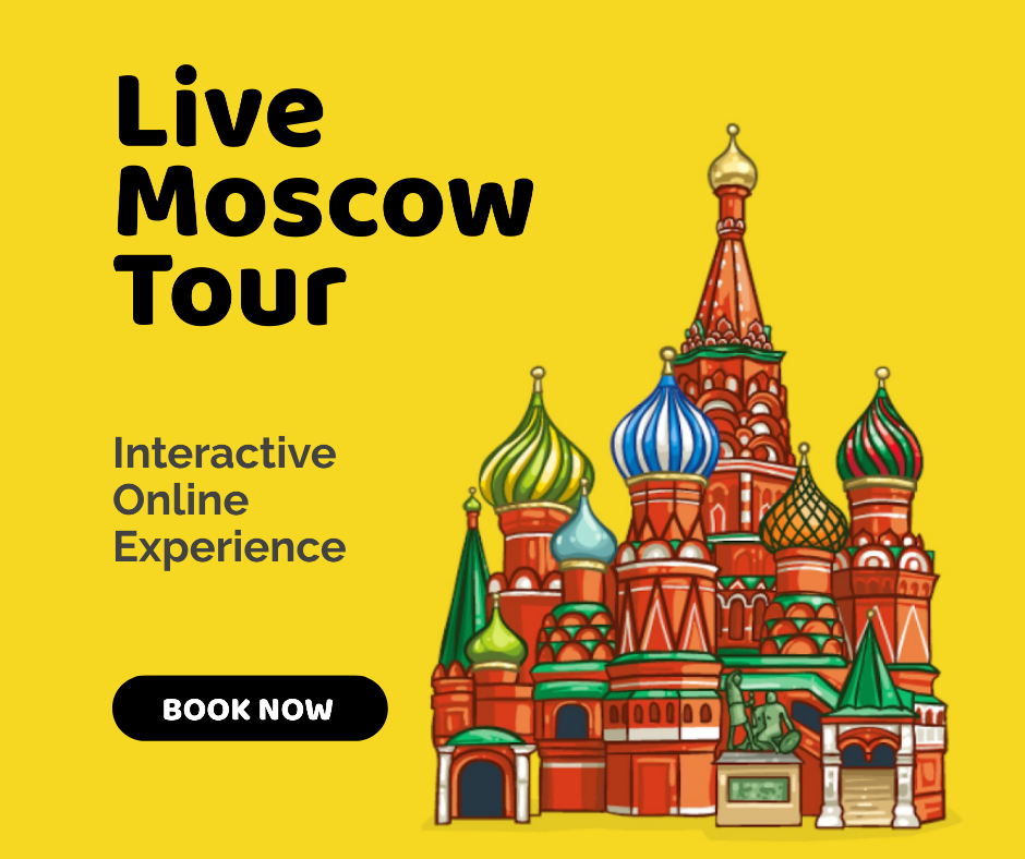 Moscow live tour