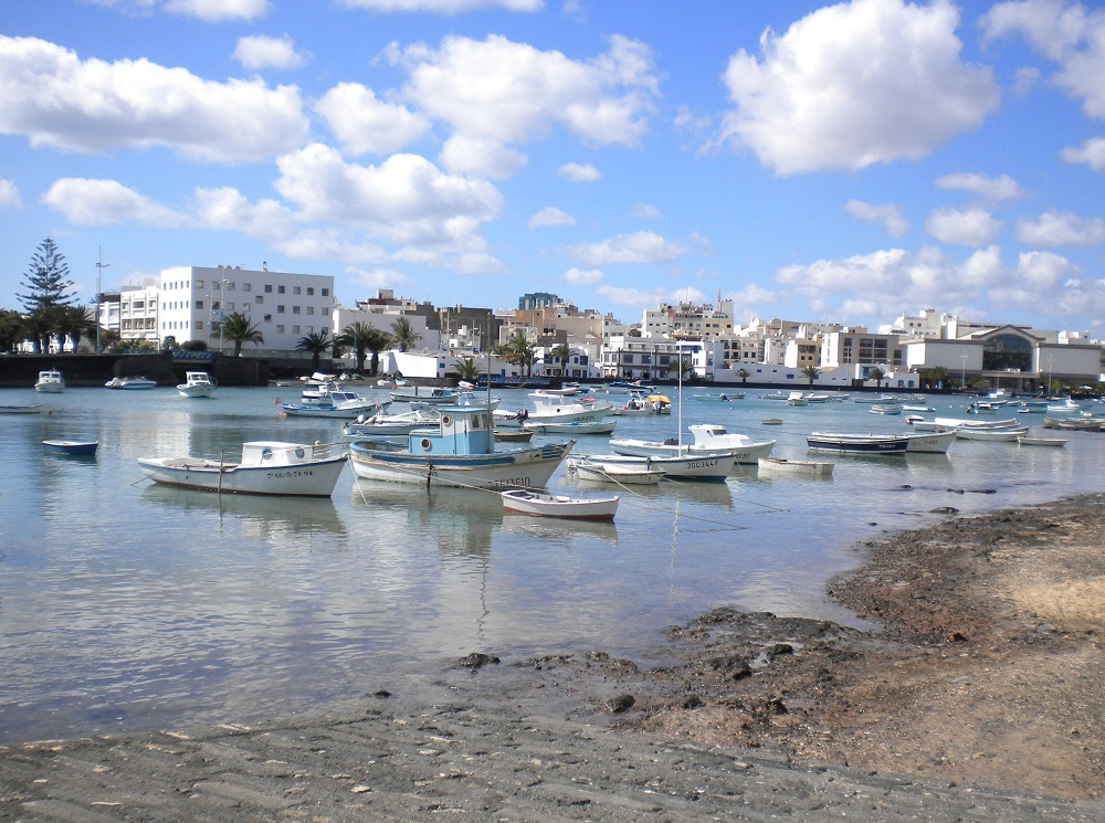 Visiting Arrecife and the beautiful Charco de San Gines should be on your to do list for Lanzarote.