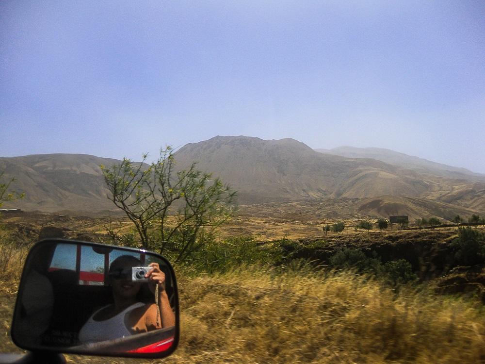 A unique travel memory from Cape Verde