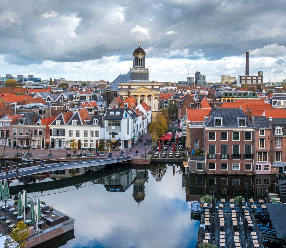 Leiden is one of the best cities to visit in the Netherlands, and it is very close to Amsterdam.